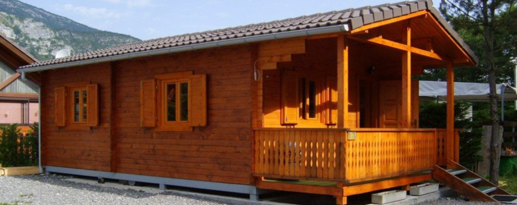 location chalet camping lac annecy