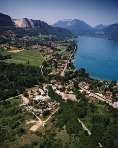 camping lac annecy